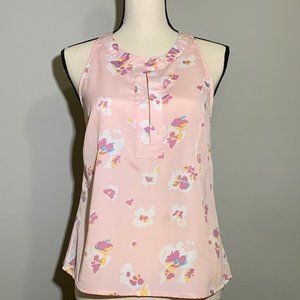Casual Cynthia Rowley Floral Blouse